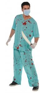 Déguisement Chirurgien Halloween