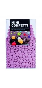 Mini Confetti Rose nacré chocolat au lait  500 gr