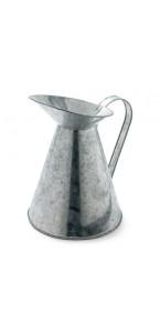 Arrosoir en zinc 19 x 22 cm