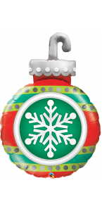 Ballon Boule Noël 91 cm