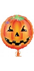 Ballon Citrouille Halloween  standard