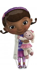 Ballon Doc McSstuffins Super shape