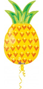 Ballon Forme Ananas 43 cm x 78 cm