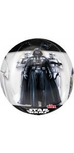 Ballon Star Wars Orbz Clear 38 x 64 cm