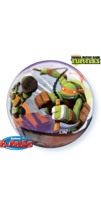 Ballon tortues ninja
