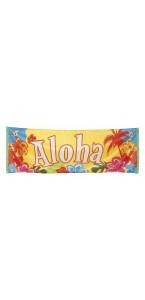 Bannière Aloha