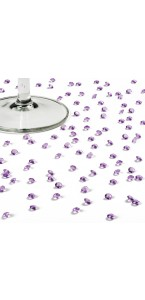 Boîte de 1800 mini-diamants lilas 4,5 mm