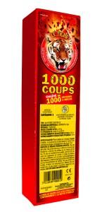 Boîte de Pétards Le tigre 1000 coups