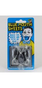 Bonbons langue bleue (interdit aux enfant de - de 5 ans)
