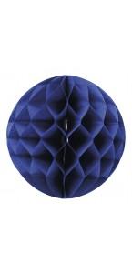 Boule alvéolée ciel 30 cm