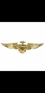 Broche aviateur