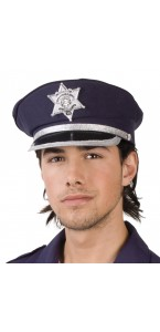 Casquette officier de police