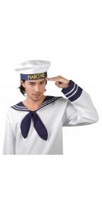 Chapeau de la marine adulte