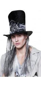 Chapeau fossoyeur Zoran Halloween