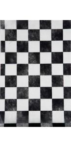 Chemin de table Grand Prix 28 cm x 5 m