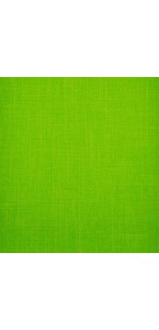 Chemin de table toile vert 28 cm x 5 m