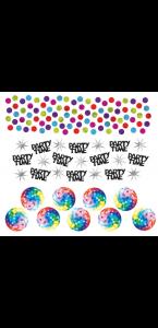 Confettis de table Disco 70's