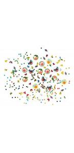 Confettis Ferme 34 gr