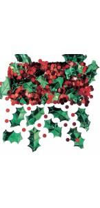 Confettis Houx et baies 34 gr