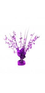 Contrepoids Etoile violet