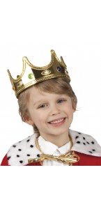Couronne de roi junior