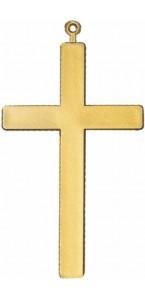 Croix exorciste Halloween