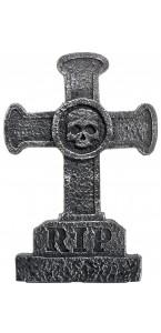 Croix tombale RIP Halloween  55,8 cm