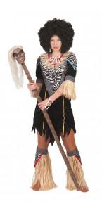 Déguisement African Abina femme