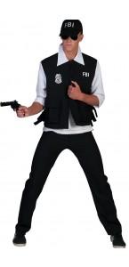 Déguisement Agent FBI homme