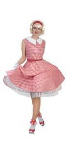 Déguisement Barbie Bopper femme