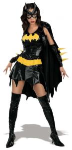 Déguisement Batgirl sexy adulte