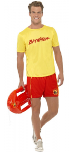 Déguisement Baywatch homme taille L