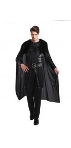 Déguisement chevalier noir Halloween