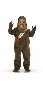 Déguisement Chewbacca luxe Taille standard