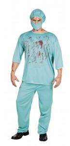 Déguisement Chirurgien sanglant  Halloweentaille M/L