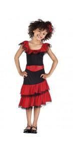 Déguisement danseuse Flamenco espagnole fille