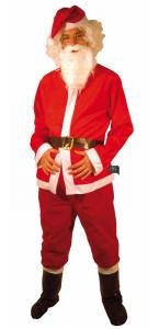 Déguisement de père Noël américain