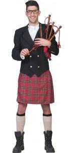 Déguisement d'écossais Mister Mac Connery Homme