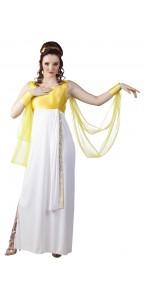 Déguisement déesse grecque aphrodite femme