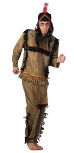 Déguisement d'Indien big Bear Homme