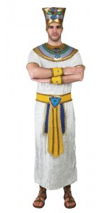 Déguisement egyptien Imhotep homme