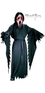 Déguisement Ghost face ensanglantée ado Halloween 164 cm