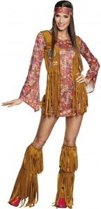 Déguisement hippie Hottie femme