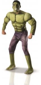Déguisement Hulk luxe adulte