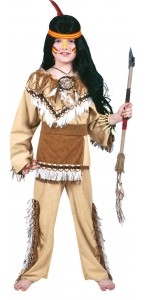 Déguisement Indien Sioux garçon