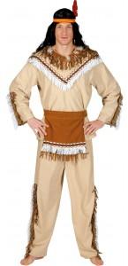 Déguisement Indien Sioux homme