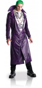 Déguisement Joker Suicide Squad luxe adulte