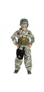 Déguisement Marin Navy Seals enfant
