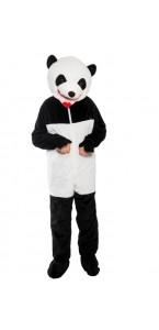 Déguisement Panda noir 180 cm