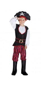 Déguisement Pirate garçon Tom 7/9ans